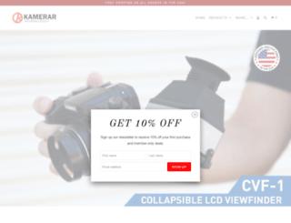 kamerar.com screenshot