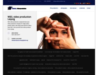kameraverleih.wiel.org screenshot