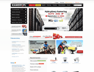 kamery.pl screenshot