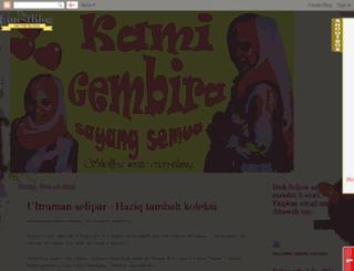 kamigembira.blogspot.com screenshot