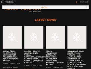 kamiltekmen.com screenshot