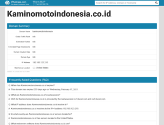 kaminomotoindonesia.co.id.ipaddress.com screenshot