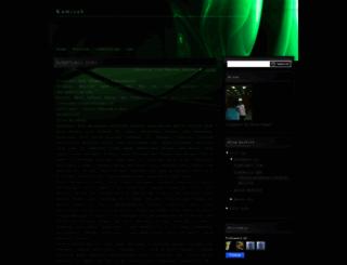 kamisah-misae.blogspot.com screenshot