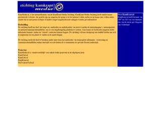 kamkrant.nl screenshot