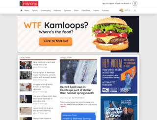 kamloopsthisweek.com screenshot