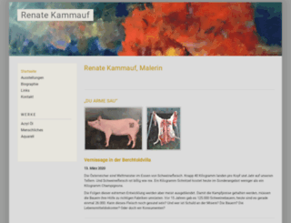 kammauf.at screenshot