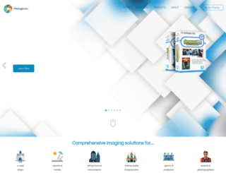 kamnan.photogra.com screenshot