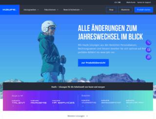 kampagne.haufe.de screenshot