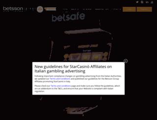 kampanj.nordicbet.com screenshot