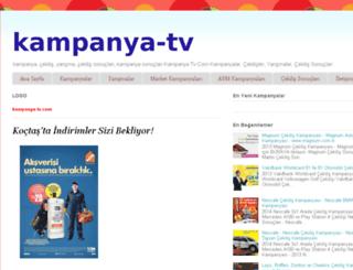 kampanya-tv.com screenshot
