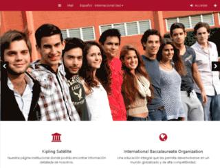 kampus2.kipling.edu.mx screenshot