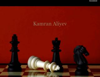 kamranaliyev.com screenshot