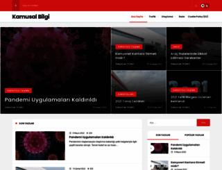 kamusalbilgi.com screenshot