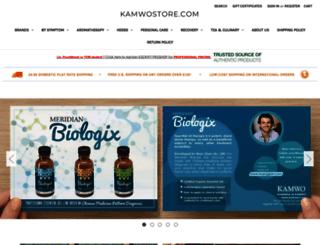 kamwostore.com screenshot