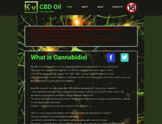 kana-vape.com screenshot