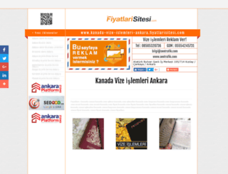 kanada-vize-islemleri-ankara.fiyatlarisitesi.com screenshot