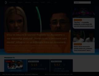 kanald.ro screenshot