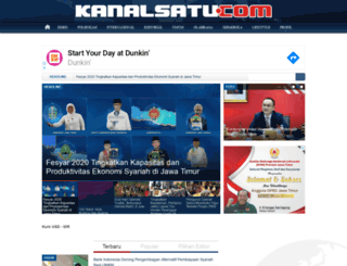 kanalsatu.com screenshot