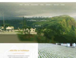 kananam.com screenshot