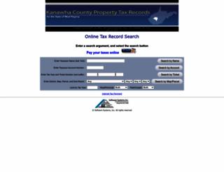 kanawha.softwaresystems.com screenshot