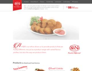 kandns.com screenshot