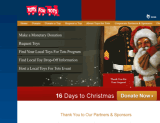 kaneohe-bay-hi.toysfortots.org screenshot