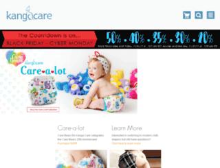 kanga-care.com screenshot