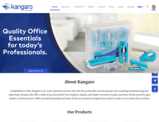 kangarokanin.com screenshot
