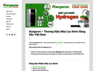 kangaroovn.vn screenshot