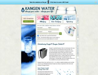kangencanada.com screenshot
