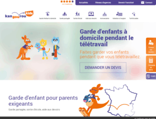 kangouroukids.fr screenshot