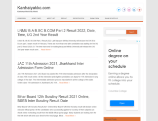 kanhaiyakkc.com screenshot