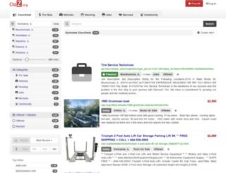 kankakee.claz.org screenshot