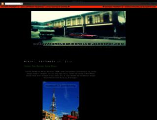 kankucarikonklusi.blogspot.com screenshot