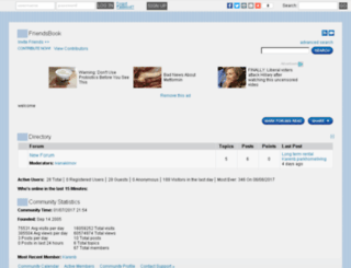kanpai.lefora.com screenshot