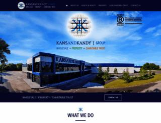 kansandkandy.com screenshot
