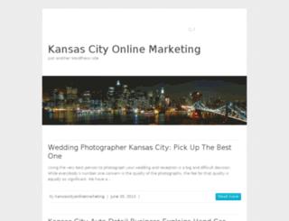 kansas-city-online-marketing.com screenshot