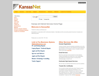 kansas.net screenshot