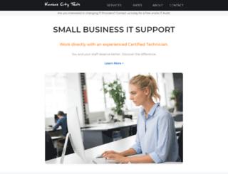 kansascitytech.com screenshot
