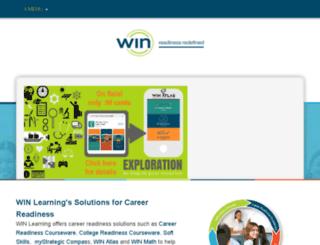 kansasworks.wincshost.com screenshot