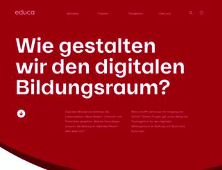 kantiolten.educanet2.ch screenshot