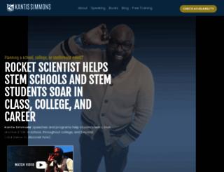kantissimmons.com screenshot