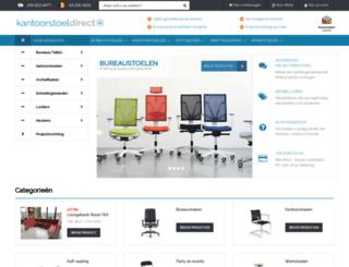 kantoorstoeldirect.nl screenshot