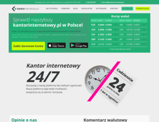 kantorinternetowy.pl screenshot