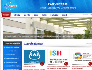 kanvietnam.vn screenshot
