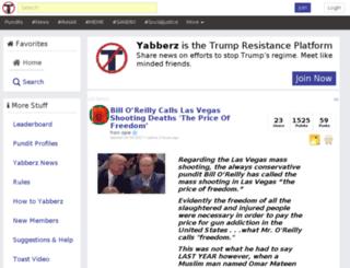 kao.yabberz.com screenshot