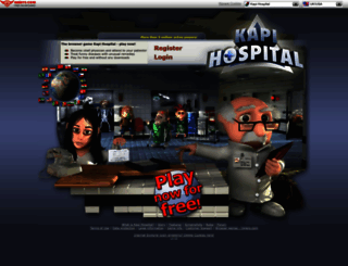 kapihospital.com screenshot