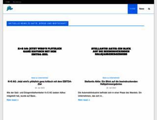 kapitalmarktexperten.de screenshot