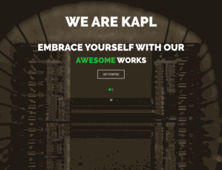 kapl.co.in screenshot