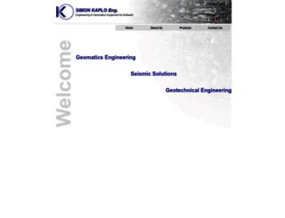 kaplo.com screenshot